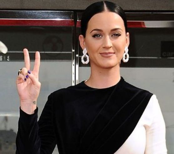 Katy Perry has song called Fringerprints