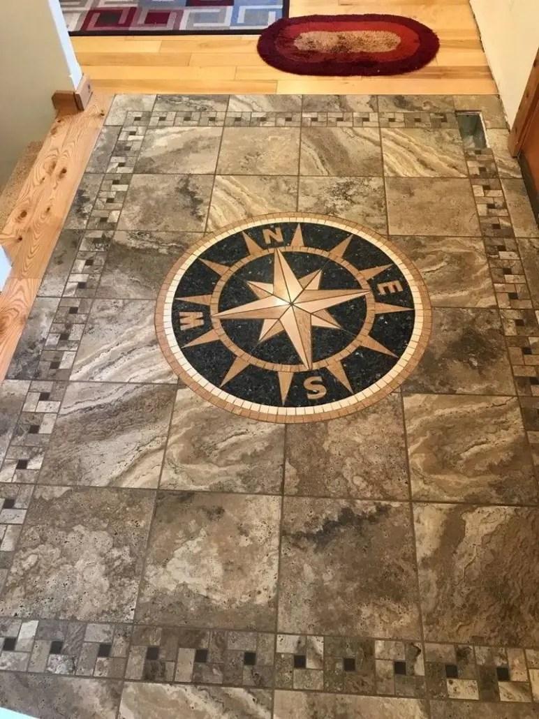 tile stone flooring design gallery