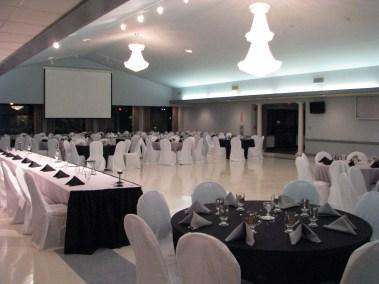 Hall Decorated 005