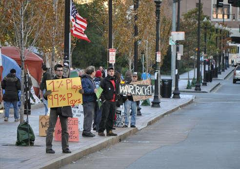 Occupy 2011: What Occupy Boston Means to LGBTQ Equality