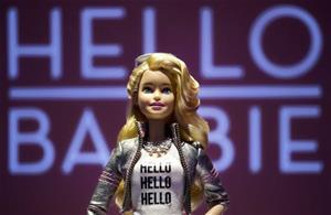 There's really a Barbie Doll with Wi-Fi Capabilities