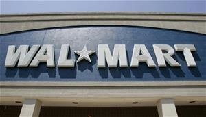 The lady about that crying cashier at Wal-Mart is actually lying