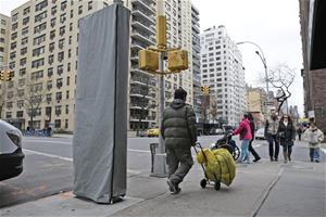 NYC turning age old telephone booths into… this.