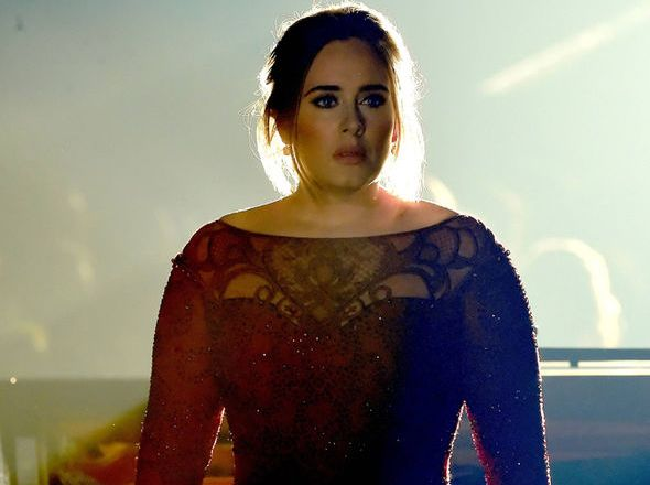 All that buzz about Adele 's not so Adele-Like Grammy Performance