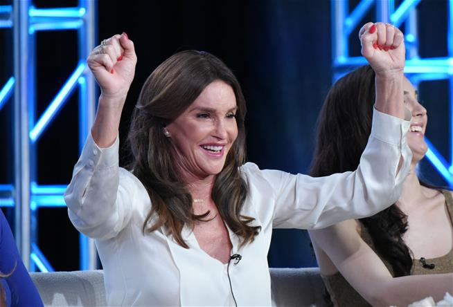 VIDEO: Caitlyn Jenner thought the world needed to know this
