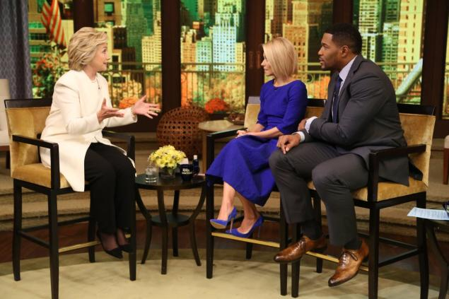 Michael Strahan leaving Live with Kelly and Michael