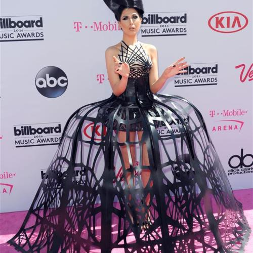The 5 Most Talked About Looks from the Billboard Music Awards [Photos].