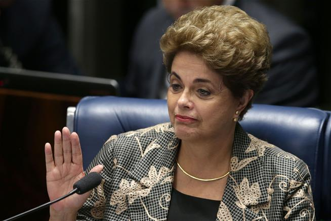Brazil formally declares new president just HOURS after unseating Dilma Rouseff