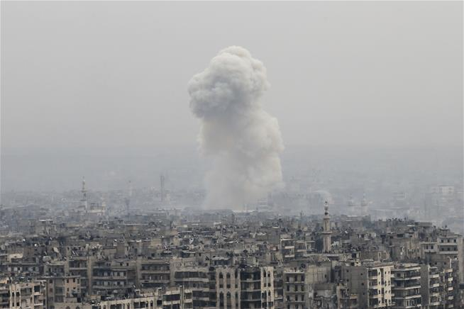 Rebels to Leave:  Battle for Aleppo is over