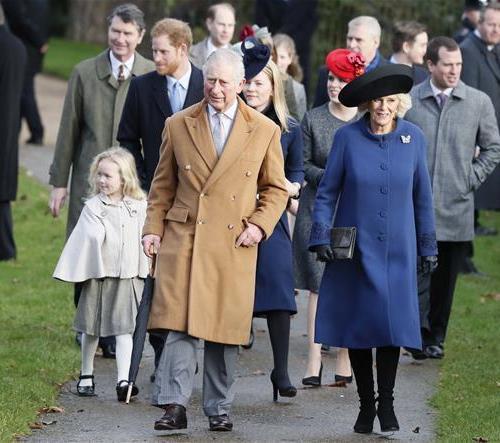 WATCH:  Queen Elizabeth II delivers her Christmas message