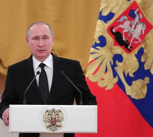 Vladamir Putin announces surprise move in war with President Obama