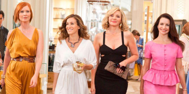 Movie News:   Sex & The City 3 is officially happening