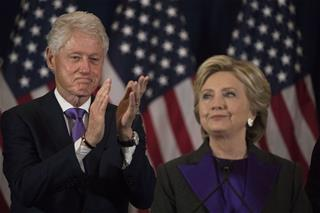 Bill & Hillary have confirmed attendance to Trump 's inauguration