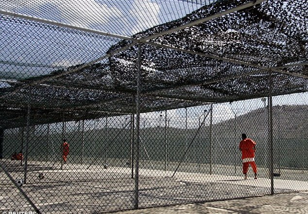 Report: Obama to make last ditch release of more than 25 Guantanamo  Detainees
