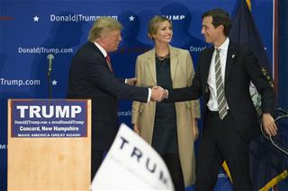 Jared  Kushner latest family member of Trump to get WH position