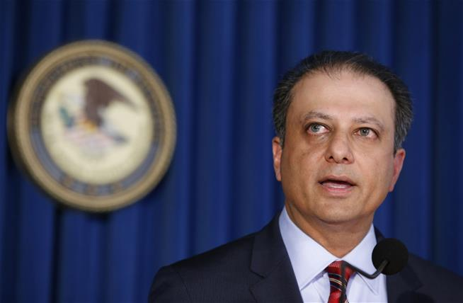 Sacked US Attorney was investigating Trump cabinet member: Reports