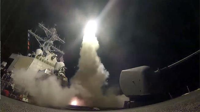 US is entirely divided on Syrian attacks, Assad, ready to strike back