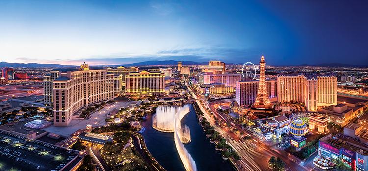 Win a 3-Night Stay in Vegas &  $200 in Spending Money
