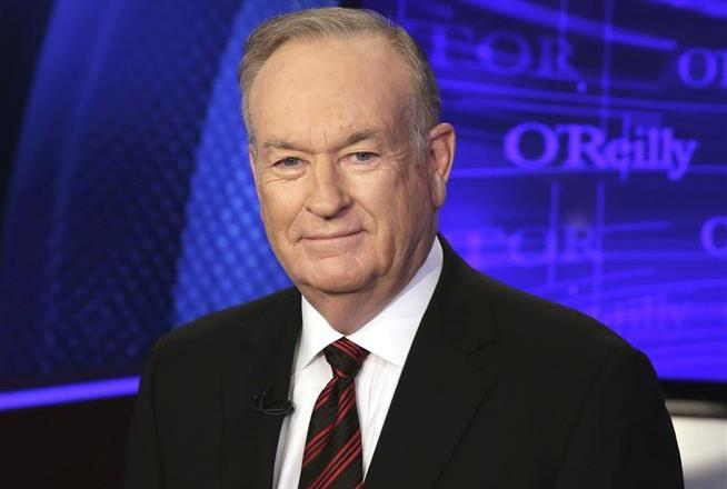 It really sucks to be Bill O' Reilly right about now