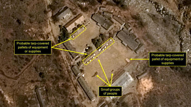 """Developing Story: The U.S is set to attack North Korea """"imminently"""""""