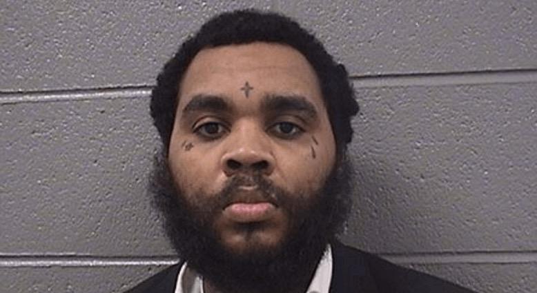 Kevin Gates back in jail