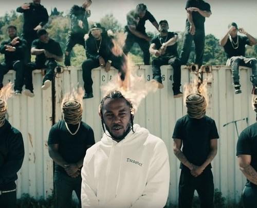 """New Arrivals: Kendrick Lamar """"Humble"""""""