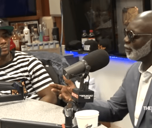 RHOA 's Peter Thomas gets real with The Breakfast Club