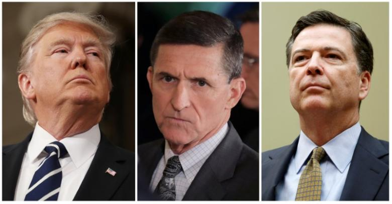 #ComeyGate : Donald Trump personally asked Comey to end Flynn Investigation