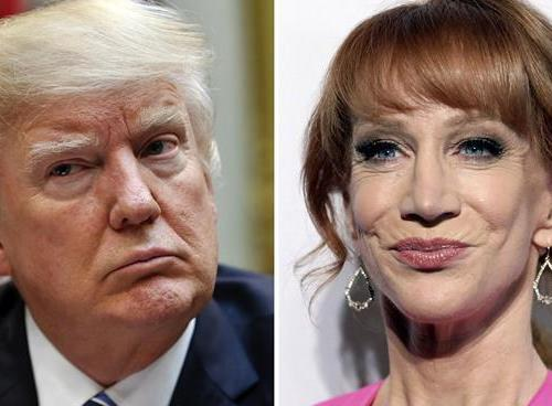 Kathy Griffin to hold presser this morning with attorney