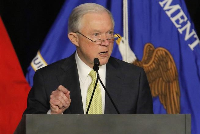 Jeff Sessions has resigned as US Attorney General