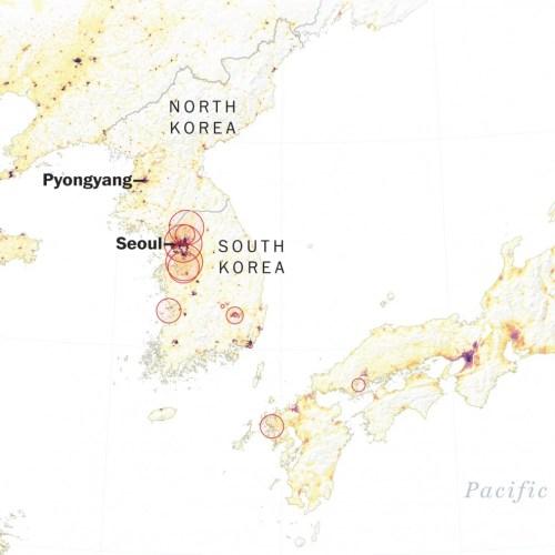 North Korea fires massive missile,  Japan on high alert