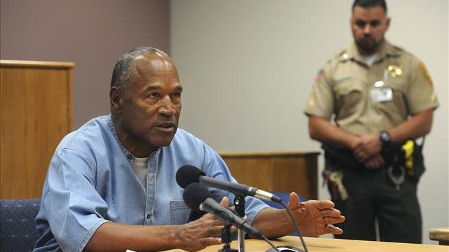 O.J Simpson moved to new cell ahead of October release: Reports