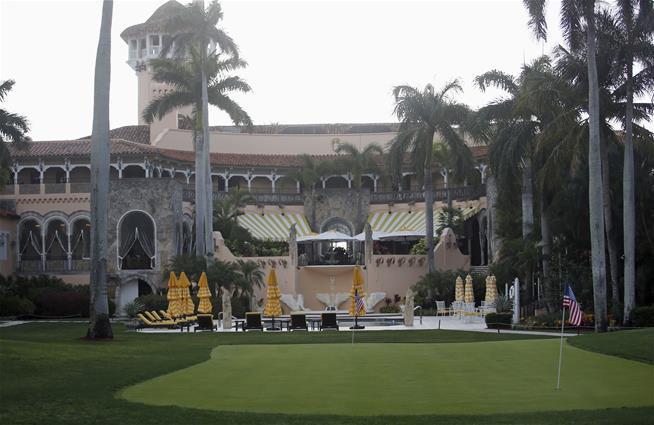 Donald Trump will release Mar-A-Lago visitor logs after all