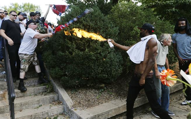 Trump supporters prove they're literal domestic terrorists