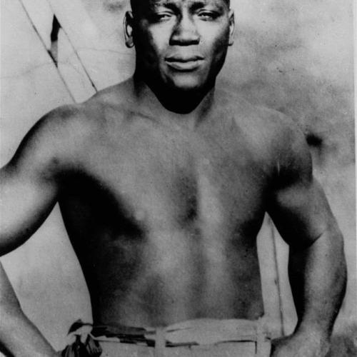 Trump to pardon the world's first major black boxer