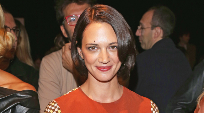 Rain Dove explains turning in those texts about Asia Argento