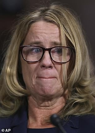 Crowdfunding campaign for Dr. Christine Blasey Ford soars in donations