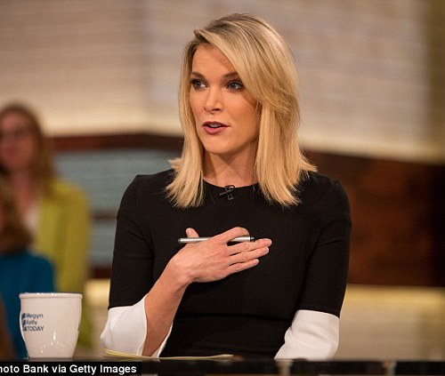 Reports:  NBC News wants Megyn Kelly booted from network