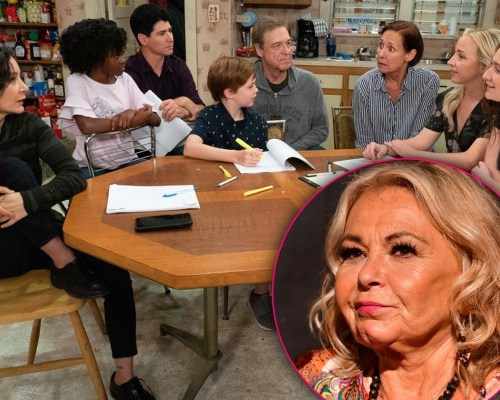 """Roseanne announces she's moving to Israel to """"study with her favorite teachers"""""""