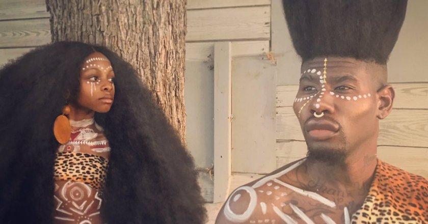"Popular Black ""Afro Hair Guy"" Benny Harlem a FRAUD: Tea"