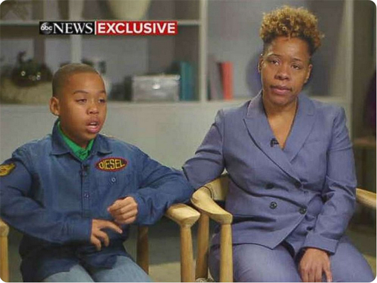 Boy, 9, says he forgives woman who falsely accused him of sexual assault