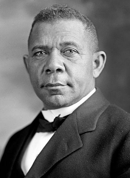 Black History: Booker T. Washington