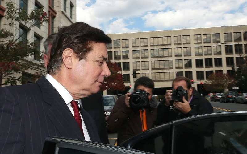Here's what Robert Mueller 's office now says about Paul Manafort 's state of affairs