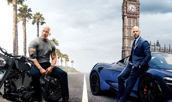 Review of FAST & FURIOUS PRESENTS: HOBBS & SHAW
