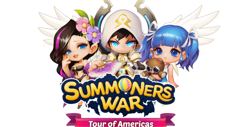 Com2uS Summoners War at NYCC