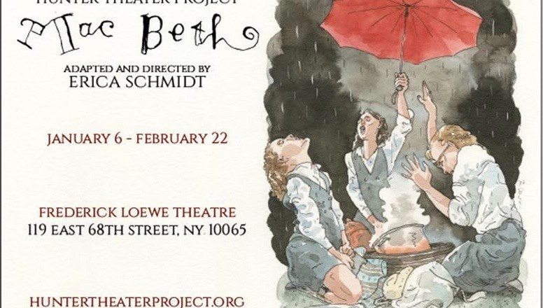 Hunter Theater Project Presents An All-Female Erica Schmidt Directed Macbeth