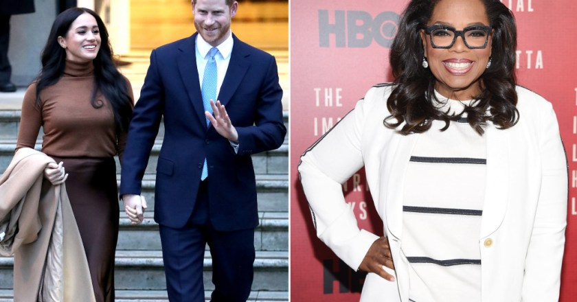 Meghan Markle and Harry might just get a hefty payday for a tell-all interview