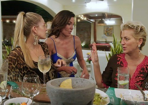 RHONY dramatically ends production amid another cast member testing positive for COVID-19