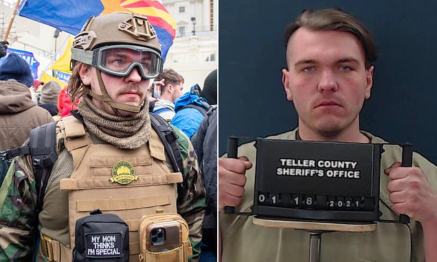 Another One: Colorado man is latest face of Capitol terror attack to go down for his crimes