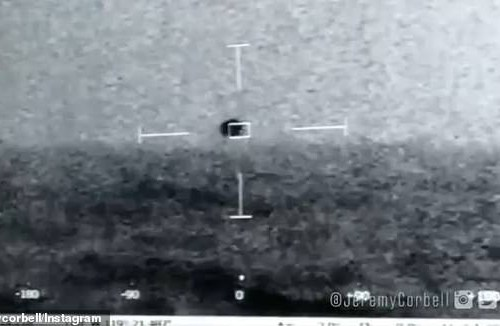 As top secret UFO report looms, what we do know for certain is that UFOs exist